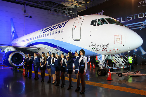 Inicia Interjet vuelo directo México-Las Vegas