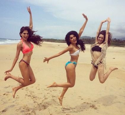 Conocen bellezas de Michoacán participantes de Miss México